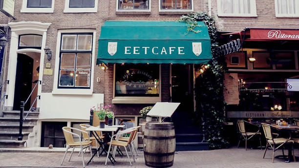 Eetcafé Kop van Jut Ingang
