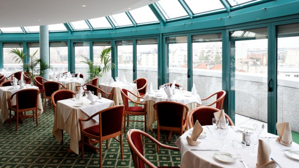 Mayflower Salle du restaurant