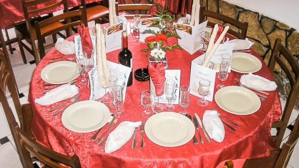 Patio Vista mesa