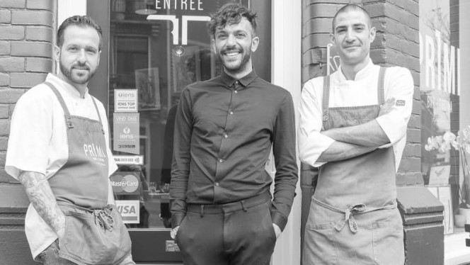 Chef - Primi Cucina & Bar Westerpark, Amsterdam