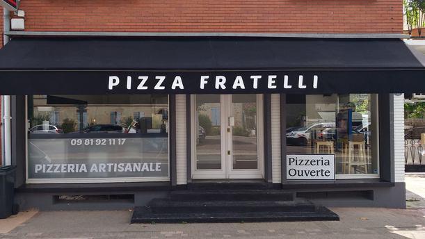 Pizza Fratelli Pizza Fretelli