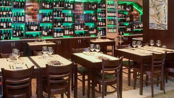 Vanni Sala del ristorante