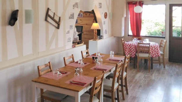 Restaurant La Savoyarde Vue de la deuxième salle