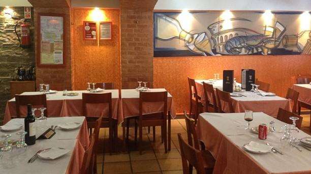 Marisqueira Roma Sala