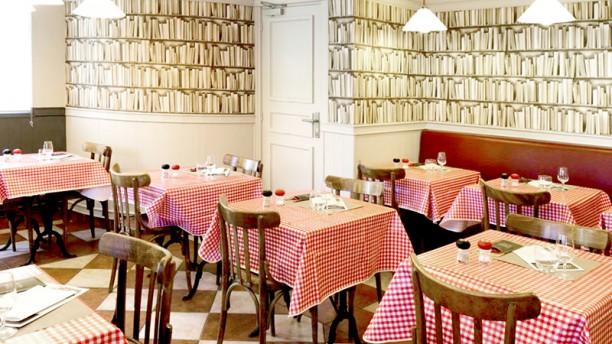 Ibis Kitchen Lounge Vue de la salle