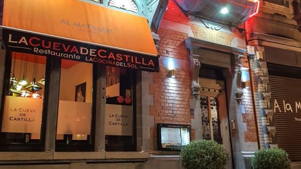 La Cueva de Castilla Devanture