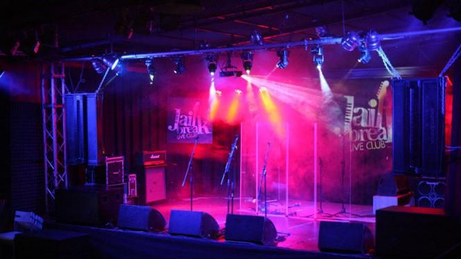 Goditi un'ottima cena ascoltando la musica che ami - Jailbreak live club, Rome