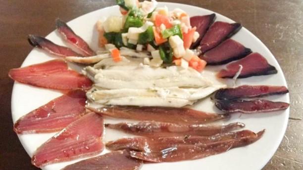 Antigua Taberna El Carbonero Sugerencia del chef