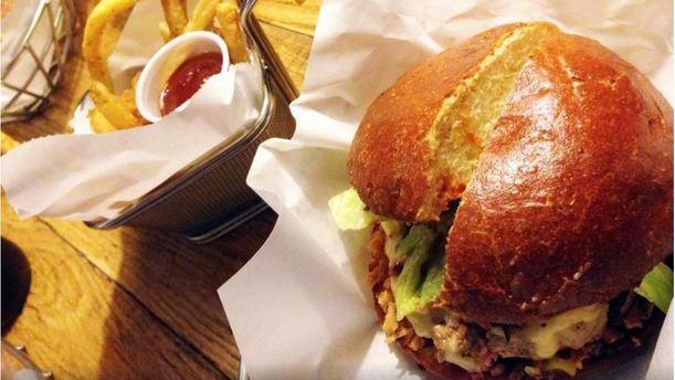 Blend - Hamburger Gourmet burger
