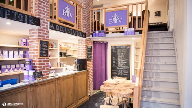 Apreçu de l'intérieur - BiBoViNo, Lille