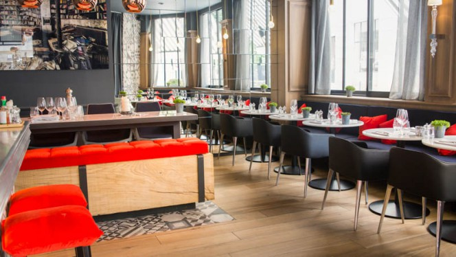 Le Cambronne Bistrot Chic - Restaurant - Nantes