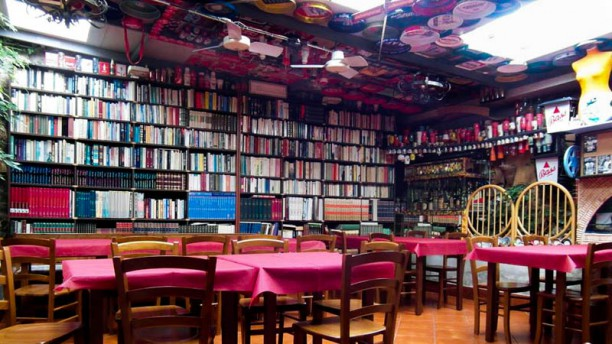Chirimoya La sala