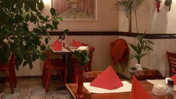 La Piazza di Roma Het restaurant