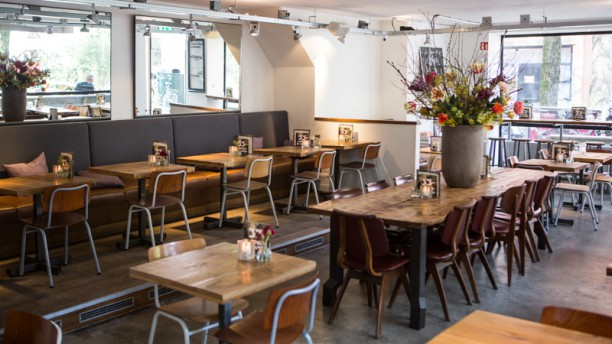 restaurant venster 33 à amsterdam - avis, menu et prix