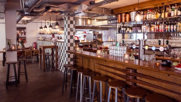 Restaurant venster 33 amsterdam avis menu et prix for Venster 33 menukaart