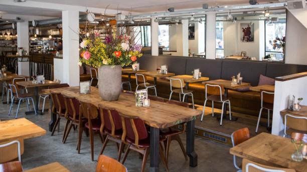 venster 33 in amsterdam menu openingstijden prijzen