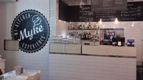 Myke Fish and Burger, Milano