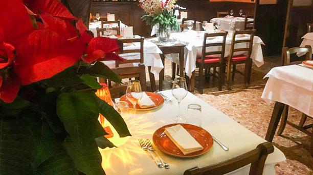 Le Vecete Salone ristorante