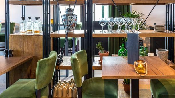 Bistro NR. 11 Het restaurant