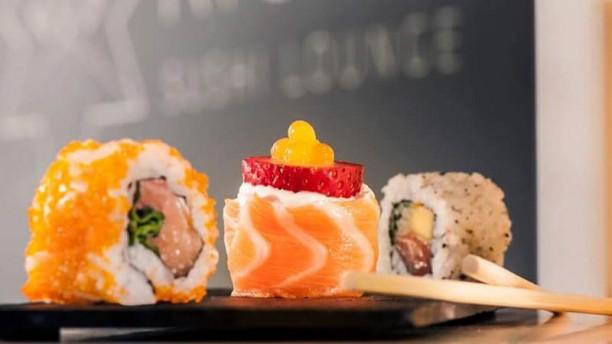 Kyuubi Sushi Lounge - Oeiras sugestão prato
