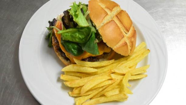 La Pitaya Hamburguesa del chef