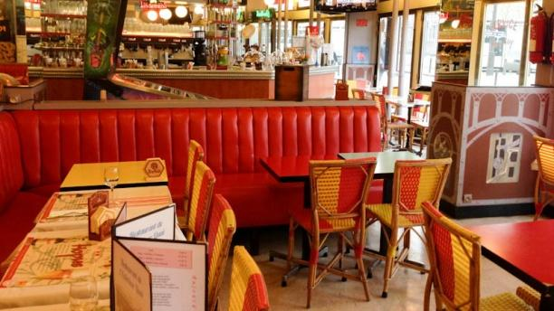 Ext rieur quai in parijs menu openingstijden prijzen for Exterieur quai