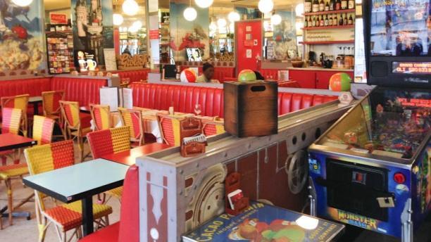 Ext rieur quai in paris restaurant reviews menu and for Exterieur quai