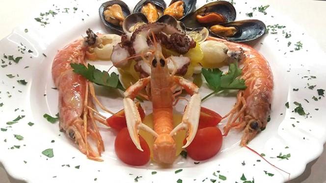 Suggerimento dello chef - H2o restaurant,