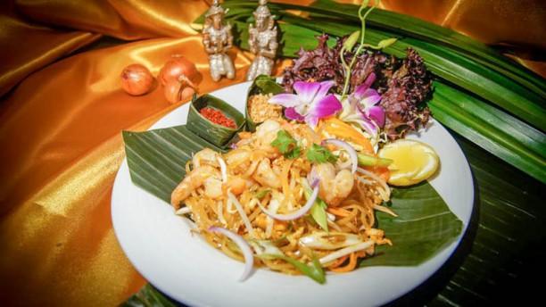 Krata Thai Suggestie van de chef