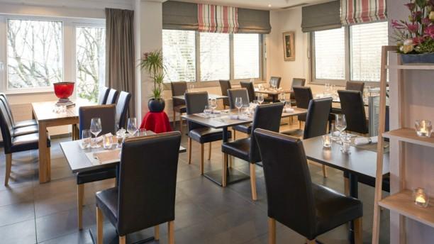 Restaurant Le Léman Salle