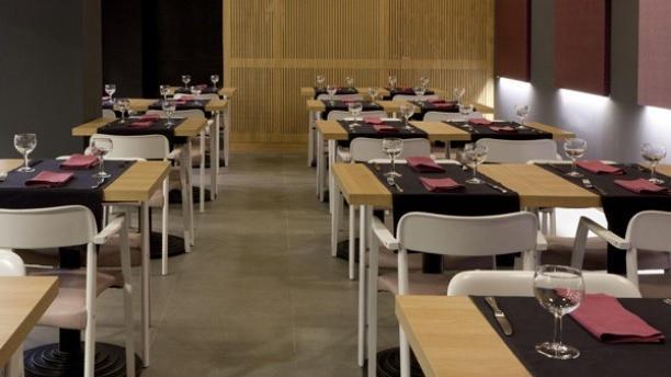 Bi-en Restaurante Vista comedor