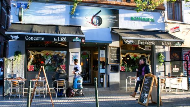 Brasserie LR6 Devanture