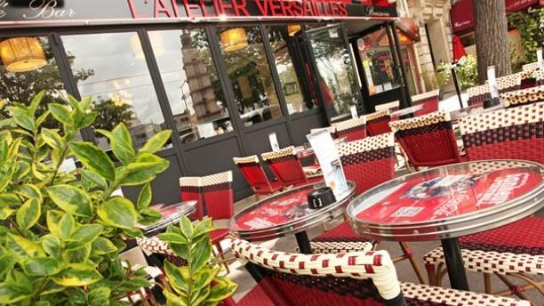 L'Atelier Versailles Bienvenue au restaurant L'Atelier de Versailles
