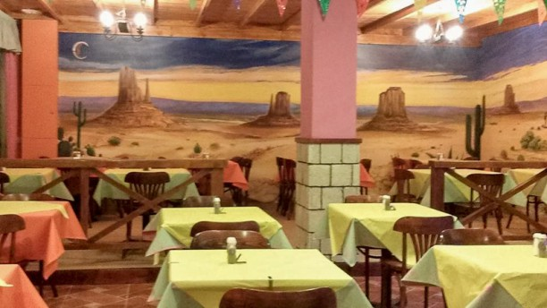 Tex México Vista de la sala
