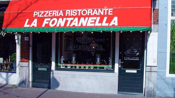 La Fontanella Ingang