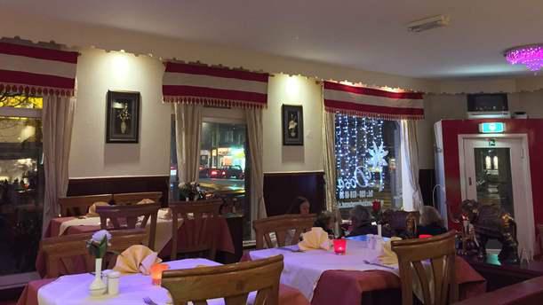 Indian Restaurant Dosa South Het restaurant