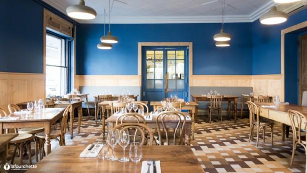 Café Sillon Vue de la salle