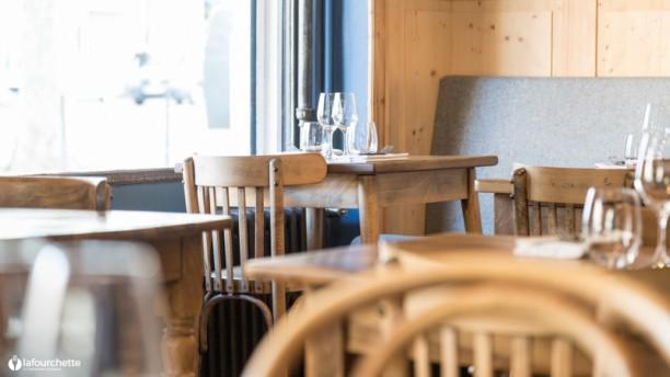 Restaurant Le Cafe Sillon Lyon