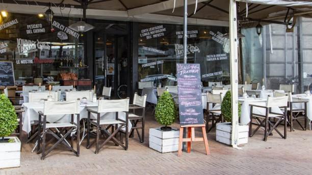 Johnny Take Ue' - pizzeria e cucina d'eccellenza Terrazza