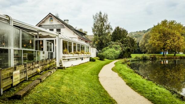 Brasserie du Lac Vue extérieur