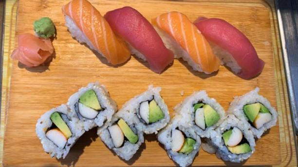 SushiZan Suggestion de plat