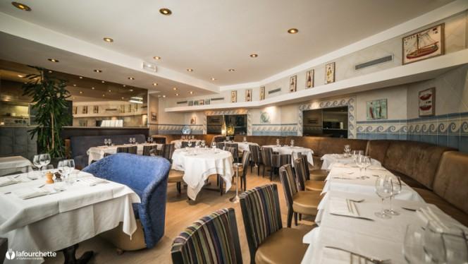 Vin et Marée Voltaire-Nation - Restaurant - Paris