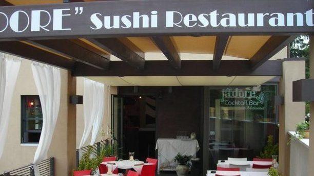 J'adore Sushi Restaurant Entrata