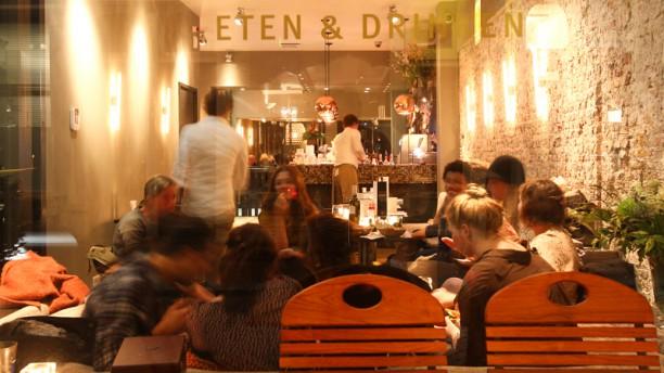 Van Harte Eten en Drinken restaurantzaal