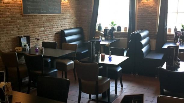 't Oudste Huys Het restaurant