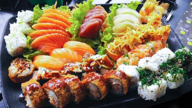 Japs Pompéia sugestão prato