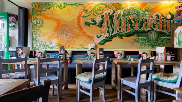 Señor Mostachio Restaurant