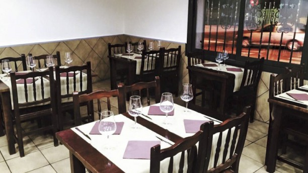 Plaza Restaurante sala