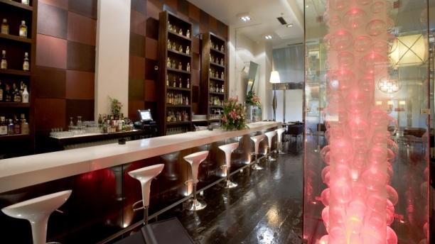 Larios Café Detalle Barra