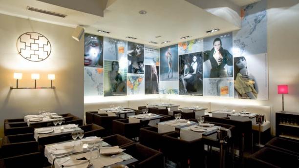Larios Café Vista sala